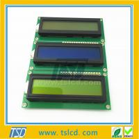 Buy cheap 1602a TSD supplier character COB mode16 character x 2 lines mono stn lcd module for industrial field from wholesalers