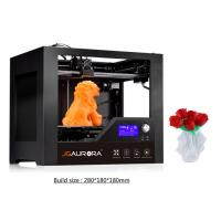 Buy cheap Multicolor Industrial DIY Heated Bed 3D Printer For Rapid Prototyping from wholesalers