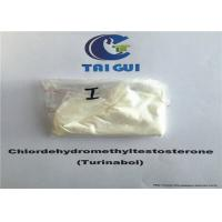 Buy cheap 4-Chlordehydromethyltestosterone Turinabol Anabolic Steroid Bodybuilding Muscle from wholesalers