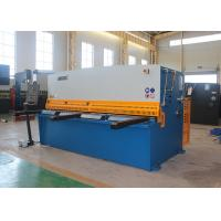 Buy cheap Modern Design Hydraulic Shearing Machine Backgauge Retraction Feature QC11Y-6x2500 from wholesalers