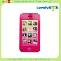 Buy cheap High Quality Customized Children Toy Mobile Phone with Music Push Buttons from wholesalers