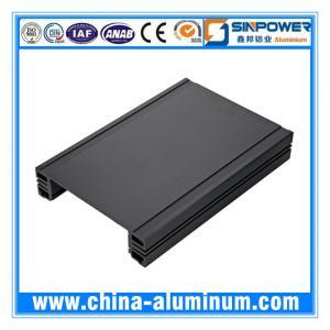 China 6063-T5 Aluminium / Aluminum Extrusion Profiles Made in China on sale