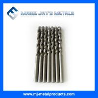 Buy cheap tungsen carbide tipped drill bits from wholesalers
