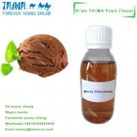 Buy cheap Xi'an Taima hot sale USP grade Mint aroma VG based Minty Chocolate flavour for E-liquid from wholesalers