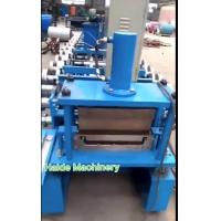 Buy cheap Automatic Standing Seam Tapering Machine 20 Rollers  Joint Hidden Machine With 4KW Hydraulic Power from wholesalers