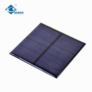 Buy cheap Portable Power Source Monocrystalline Solar Panel , 4V 0.6W Mini Solar Panel Module product