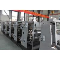 Buy cheap Corrugated Carton Box Manufacturing Machines 900×1900mm For Paper Printing from wholesalers