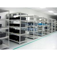 Buy cheap Long Span Warehouse Racking Systems Light Weight Adjustable Shelf Heights from wholesalers