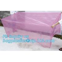 Buy cheap Square Bottom 4mil Clear Pallet Cover, square bottom bag on roll pallet cover bag, Polyester Pallet Cover Bags, Pallet T from wholesalers