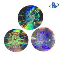 Buy cheap Personalized Hologram Stickers , Durable 3D Warranty VOID Sticker from wholesalers