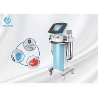 Buy cheap Vertical Ultrasonic Liposuction Cavitation Rf Slimming Machine 2 Years Warranty from wholesalers