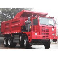 Mining Industrial Dump Truck, 30 Cubic Meter 420HP Ten Wheeler Dump Truck