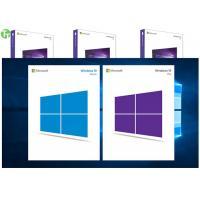 Buy cheap Windows 10 Product Key COA License Sticker Windows 10 Professional Retail Box product