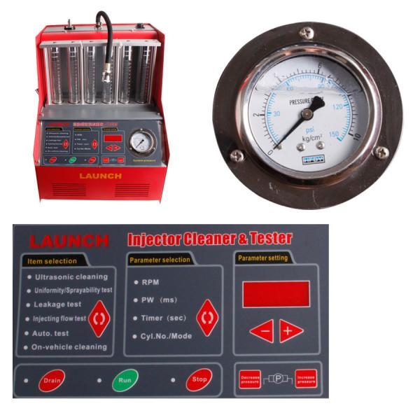 ultrasonic fuel injector cleaner machine