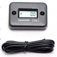 Buy cheap Tach Hour Meter for Motorcycle ATV Snowmobile Boat Stroke Gas Engine Generator from wholesalers