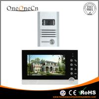 Buy cheap Metal outdoor unit 7'' LCD Wired Intercom Video Door phone for villa OC316202 from wholesalers