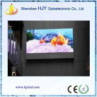 Buy cheap Advertising led display Indoor advertising show P4 colorful led displays from wholesalers