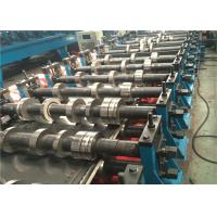 Buy cheap 8-10m/min Storage Rack Roll Forming Machine , Gear Drive Steel Roll Forming Machine from wholesalers