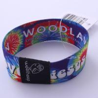 Buy cheap Custom Size Colored Wrist Bands For Souvenir / Decoration / Activity from wholesalers