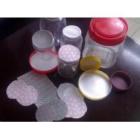 Buy cheap Glass/ Plastic Bottle Aluminium Induction Cap Seal, PET aluminium foil cap seal liners from wholesalers