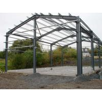 Buy cheap Structural Steel Frame Architectural Metalwork from wholesalers