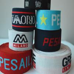 Buy cheap Custom 40mm width underwear jacquard elastic nylon webbing for boxer shorts from wholesalers