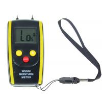 Buy cheap digital Portable wood moisture meter test detector Humidity hygrometer for timbers LCD screen backlight 6---42% from wholesalers