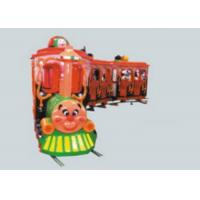 Buy cheap Backyards Childrens Sit On Train With Track , Outdoor Ride On Toys 21CBM Volume from wholesalers