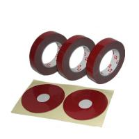 Buy cheap Hottest at South America market green liner acrylic foam VHB tape similar to 3M VHB tape from wholesalers