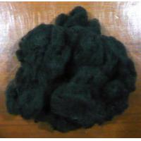 Buy cheap Black Polyester Staple Fiber supplier from wholesalers