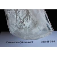 Anti Estrogen Exemestane / Aromasin Raw Steroid Powders For Breast Cancer Treatment 107868-30-4
