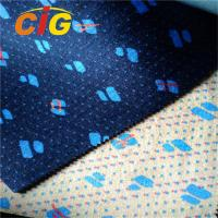 Buy cheap Colorful Printing Car Seat Cover Auto Upholstery Fabric 100% Polyester Material product