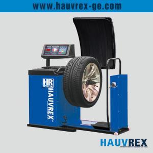 truck tire balancing machine