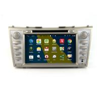 Buy cheap 2DIN HD android car dvd android 4.4.4 HD 1024*600 car DVD GPS for TOYOTA CAMRY with WiFi Mirror link from wholesalers