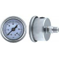 Buy cheap All Stainless Steel Pressure Gauge (MY-SRB-1B040) from wholesalers
