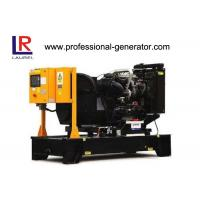 Buy cheap 108kw 135kVA Water Cooled Open Diesel Generator 50 / 60HZ Diesel Powered Generator from wholesalers