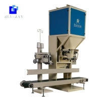Buy cheap 10-50kg/Bag Quantitative Chicken Animal Feed Bagging Machine from wholesalers
