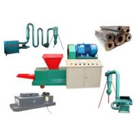 Buy cheap machine for briquette Charcoal From coffee husk from wholesalers
