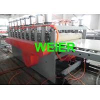 Buy cheap Automatic WPC Foam Board Machine For Cabinet Plate , Width 915mm / 1220mm from wholesalers
