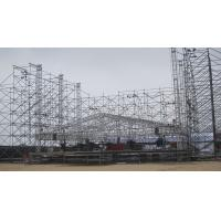 Buy cheap Aluminium Spigot Stage Lighting Truss Systems Layer Strong Rust Resistance from wholesalers