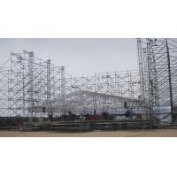 Aluminium Spigot Stage Lighting Truss Systems Layer Strong Rust Resistance