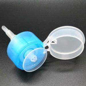 China 24mm 28mm 33mm Makeup Remover Pump Nail Polish Pump Plastic Lotion Pump Flip Pump on sale