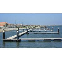 Buy cheap floating deck pontoon barge floating platforms with pontoons aluminum frames wooden decks and other accessories from wholesalers