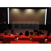 Buy cheap Large 3D Cinema System With Sound System / Projector System / IMAX Screen product