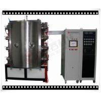 Buy cheap PVD Vacuum Deposition Coating Machine for Sanitary Ware , Brass Faucet from wholesalers