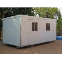 Buy cheap Beautiful cheap prefab movable steel structure container house for sale from wholesalers