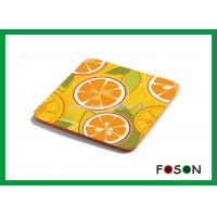 Buy cheap Custom Square Printing Absorbent Paper Drink Coasters For Hotel from wholesalers