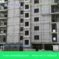 Buy cheap Building and construction equipment interior architecture composite sandwich wall panel from wholesalers