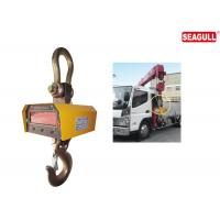 Buy cheap OCS-FZ LCD Heavy Duty Steel Hook Digital Crane Weighing Scale For Warehouse from wholesalers