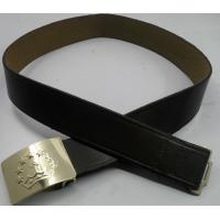 Buy cheap Black KHAKI Leather Army / Police Duty Belt Swat Tactical Gear from wholesalers